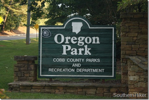 Oregon Park Disc Golf