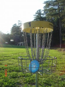 Berry Disc Golf Course